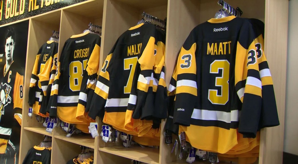 penguins new jersey design