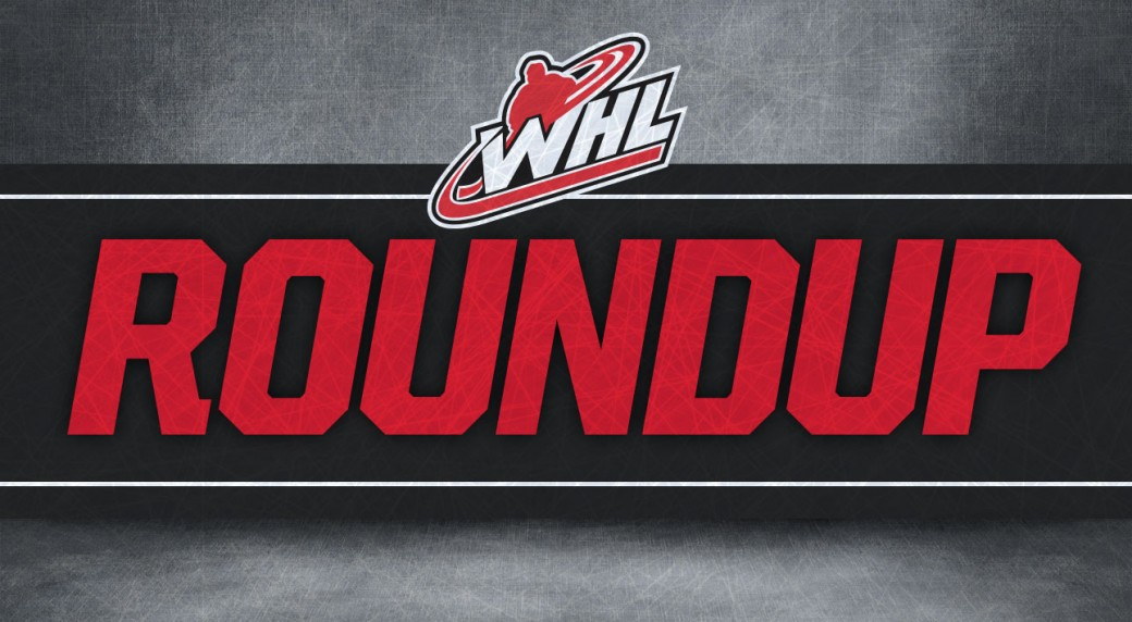 WHL Roundup: Crnkovic has goal, assist as Blades edge Wheat Kings