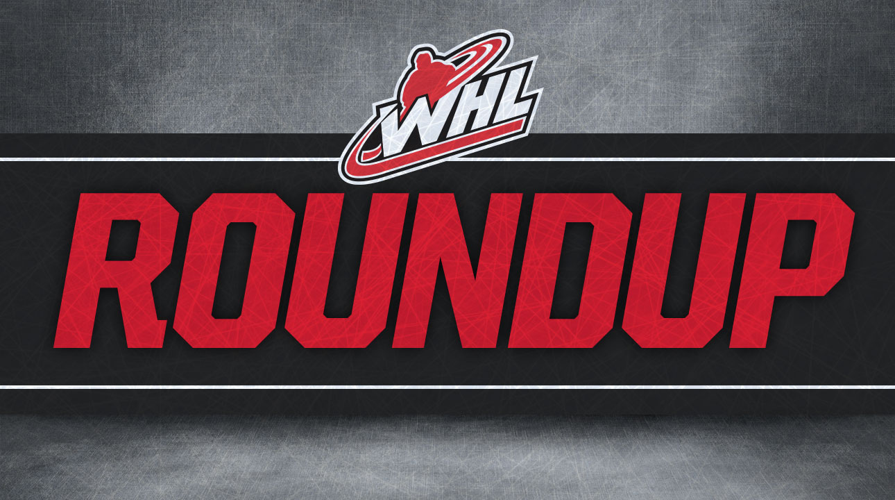 WHL Roundup: Ritchie scores twice as Wheat Kings beat Broncos