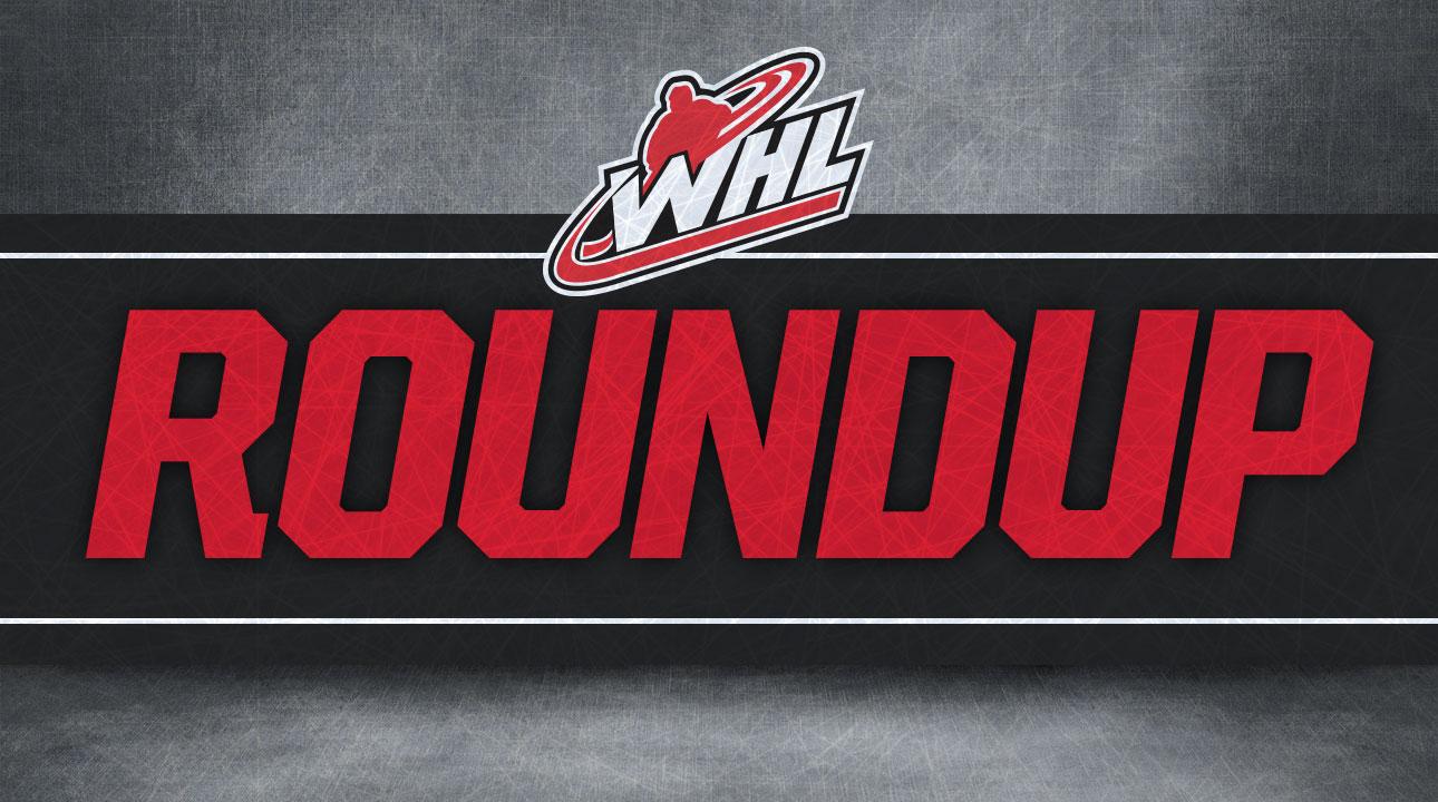 WHL Roundup: Greig scores winner as Wheat Kings down Ice