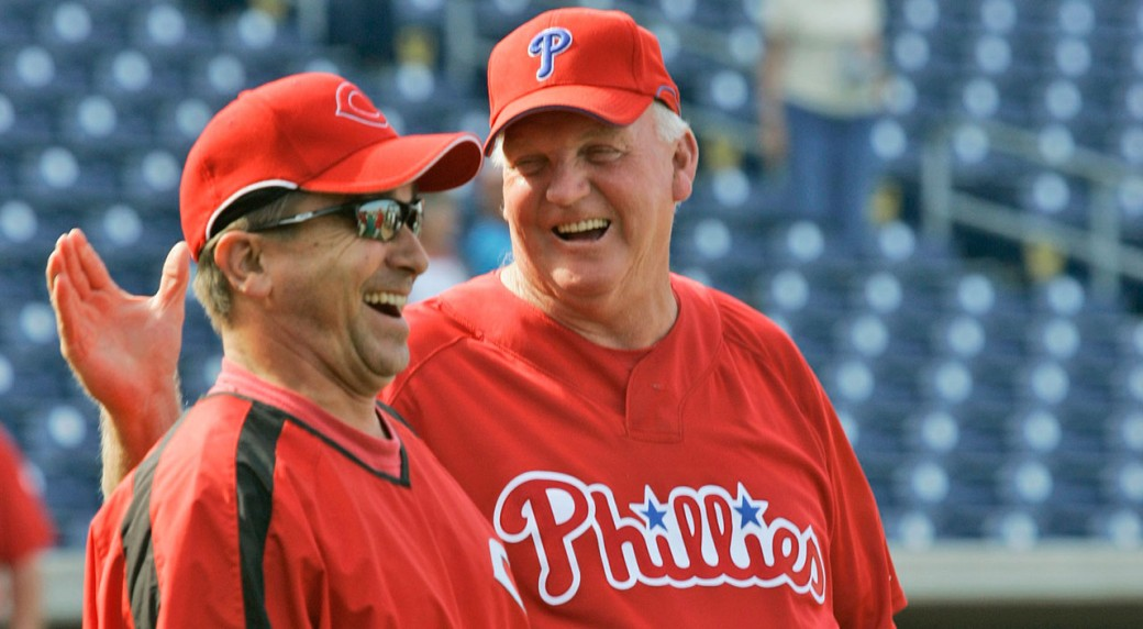 Phillies Hire Former Manager Charlie Manuel As Hitting Coach