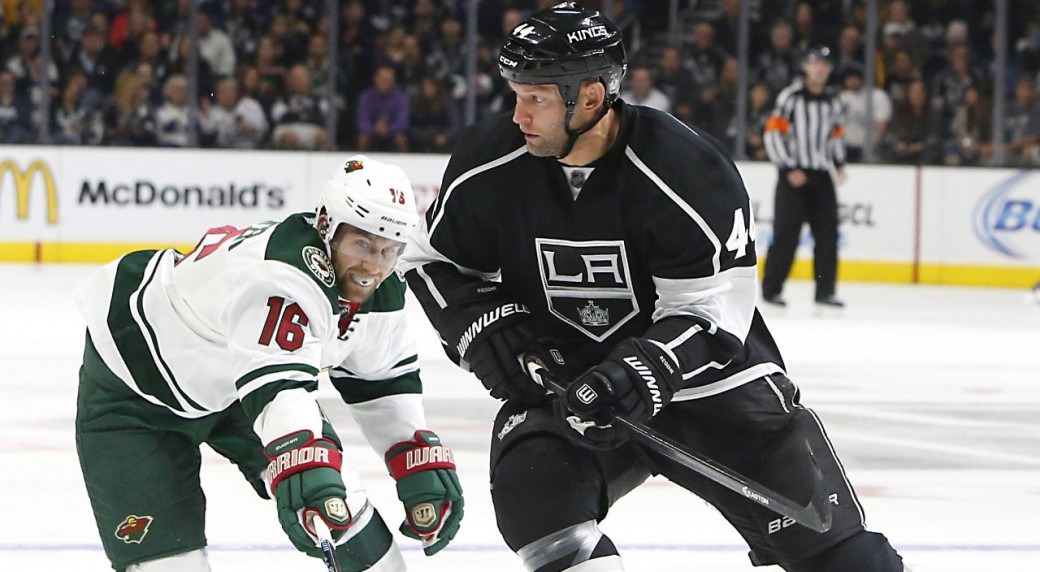 Kings Place Defenceman Regehr On Ir Sportsnet Ca
