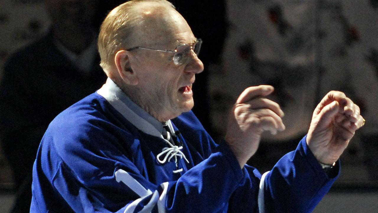 Toronto-Maple-Leafs-Johnny-Bower