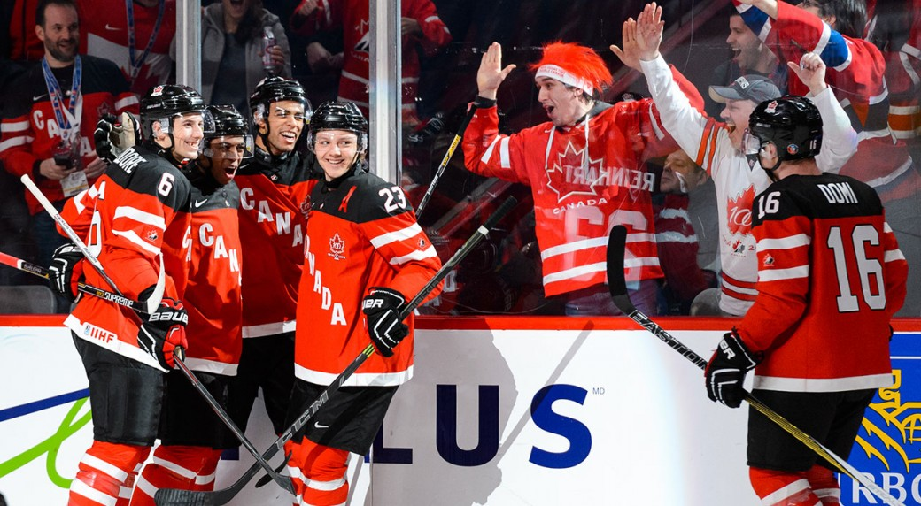 Canada;-Finland;-World-Juniors