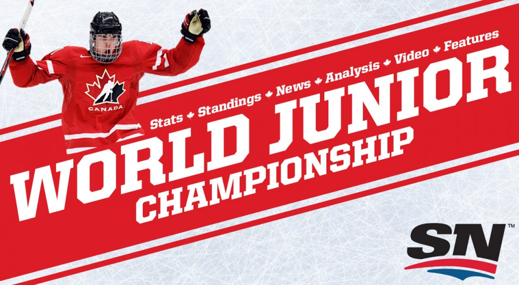 World Junior Championship Standings Leaders Schedule Sportsnet Ca