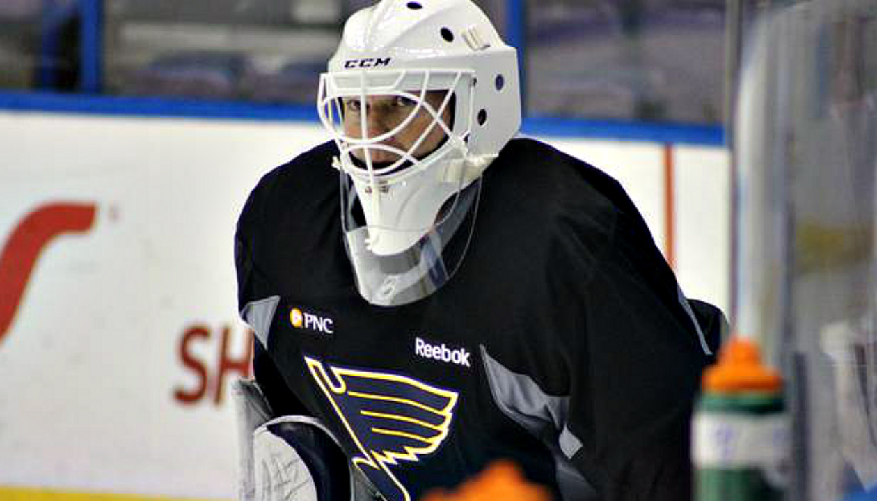 Brodeur S Patience Pays Off Signs With Blues Sportsnet Ca