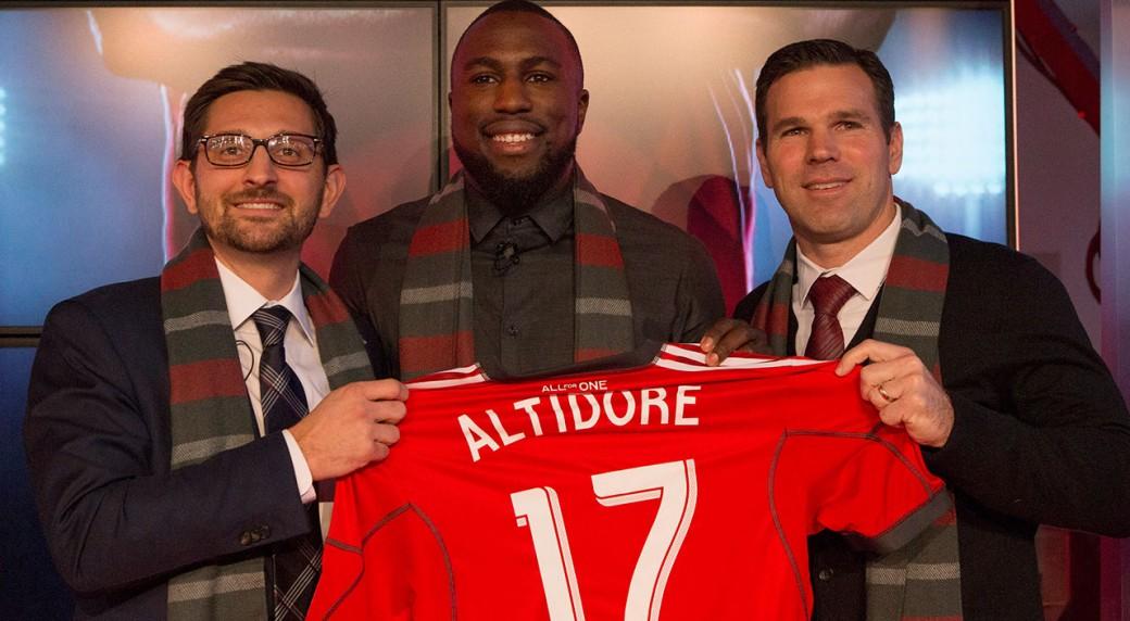 MLS;-Toronto-FC;-Jozy-Altidore;-USMNT