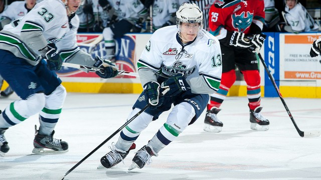 Seattle-Thunderbirds;-Mathew-Barzal;-WHL;-CHL;-New-York-Islanders;-2015-NHL-Draft;-Sportsnet