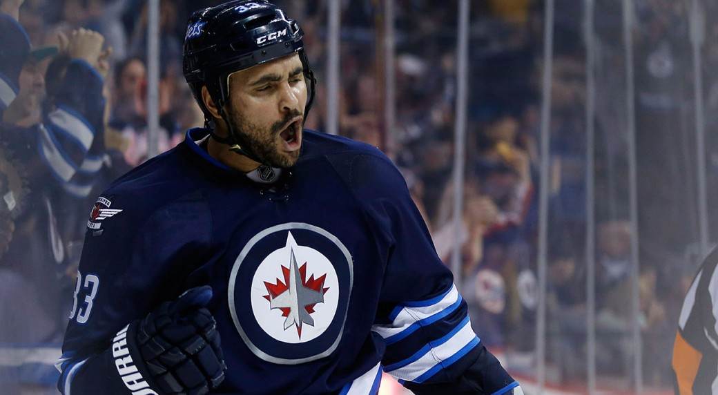 Dustin-Byfuglien;-Winnipeg-Jets
