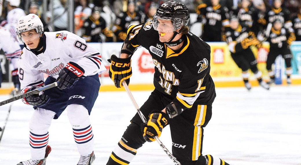 NHL-Draft;-OHL;-Sarnia-Sting;-Top-Prospects