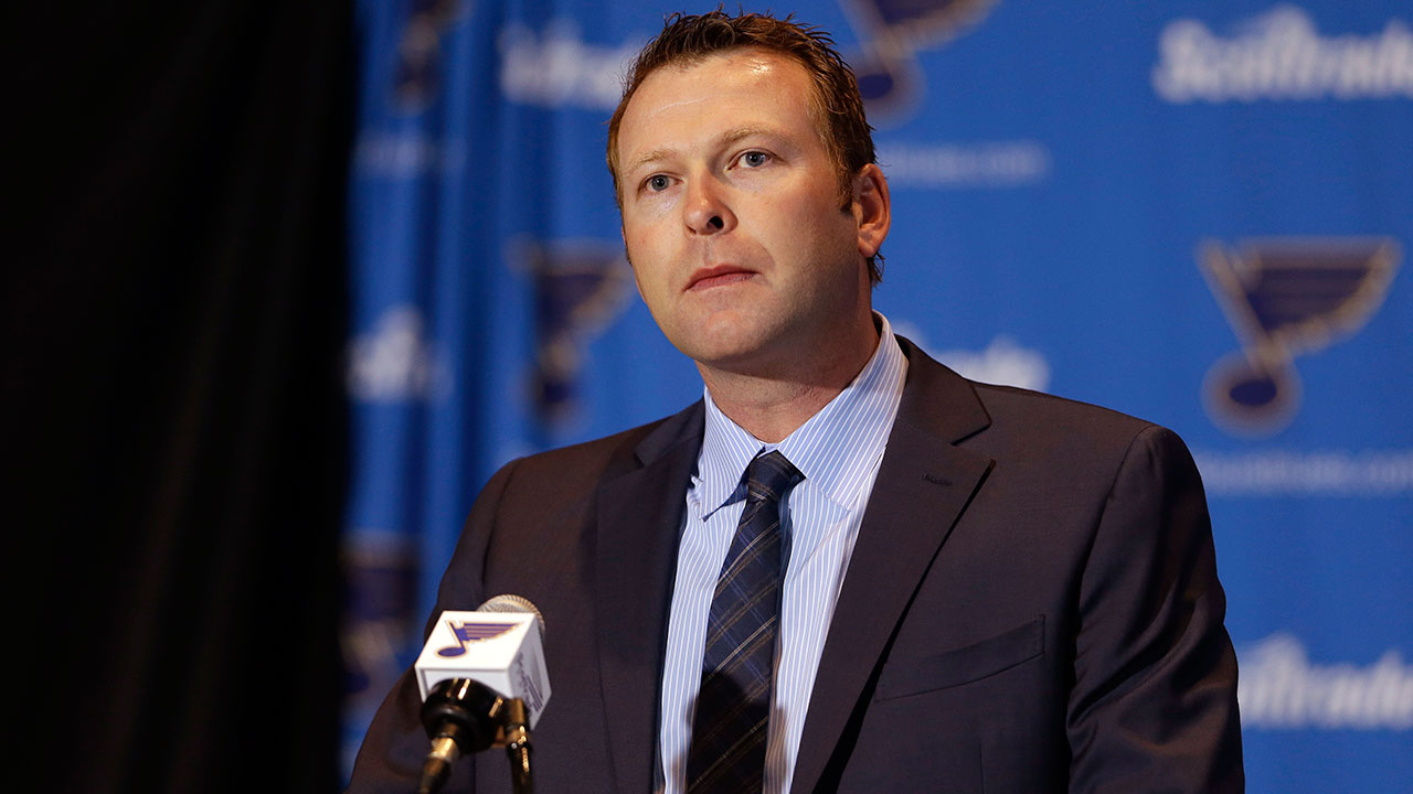 Martin-Brodeur;-NHL;-St.-Louis-Blues;-New-Jersey-Devils