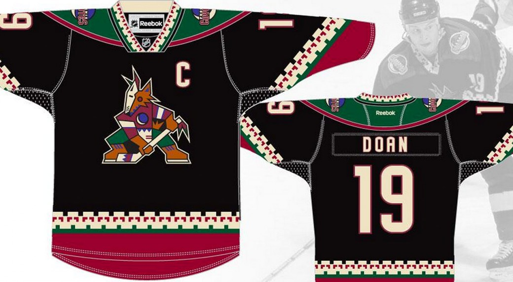Twitter Reaction: Coyotes' throwback