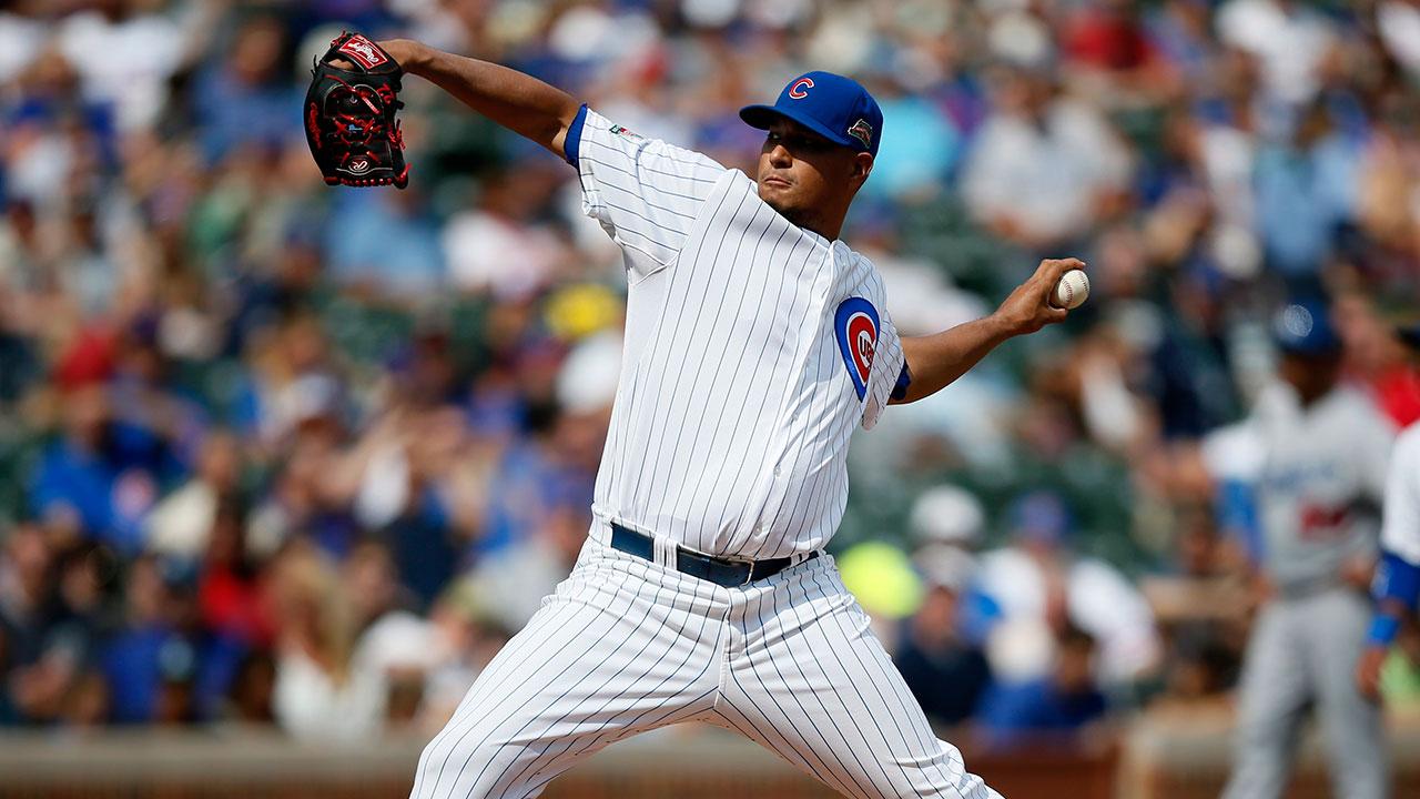 Chicago-Cubs;-Felix-Doubront