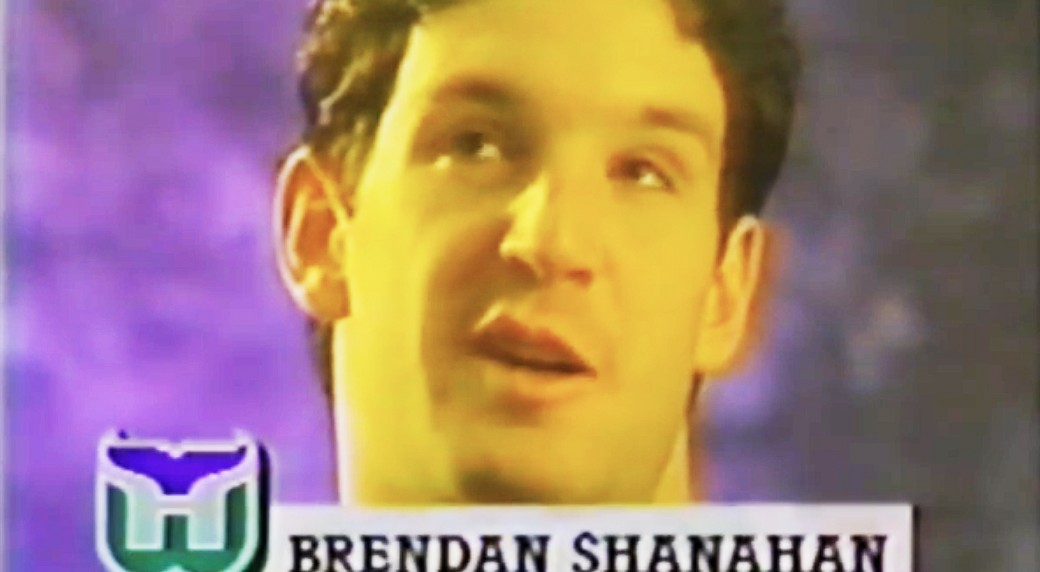 Brendan-Shanahan;-The-Beatles;-NHL