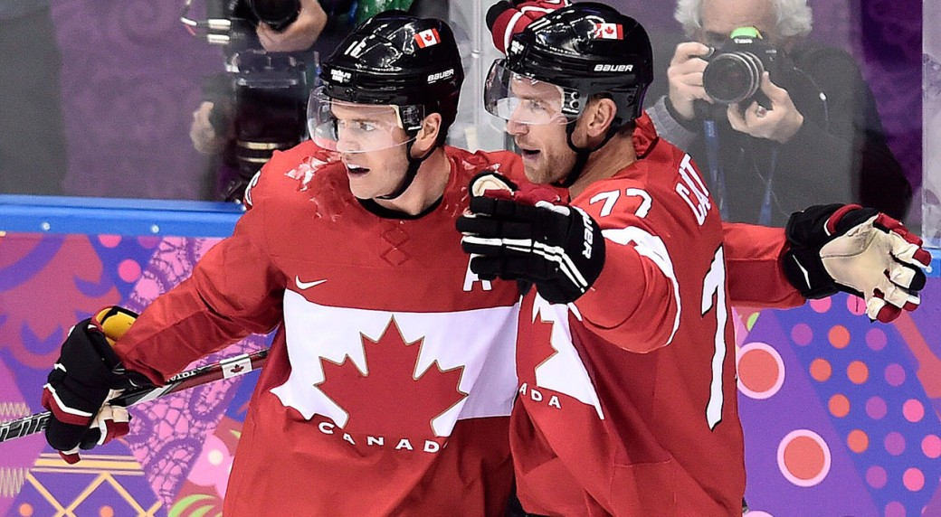 Will-Jonathan-Toews-and-Jeff-Carter-suit-up-again-for-Team-Canada-at-the-2016-World-Cup.-(Nathan-Denette/CP)