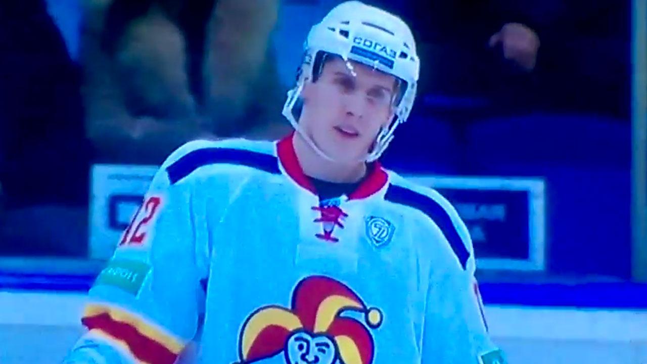 Steve-Moses;-Jokerit;-KHL