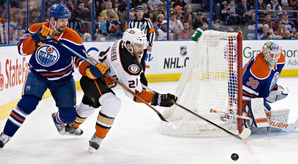 Ducks trade forward Kyle Palmieri to Devils - Sportsnet ca