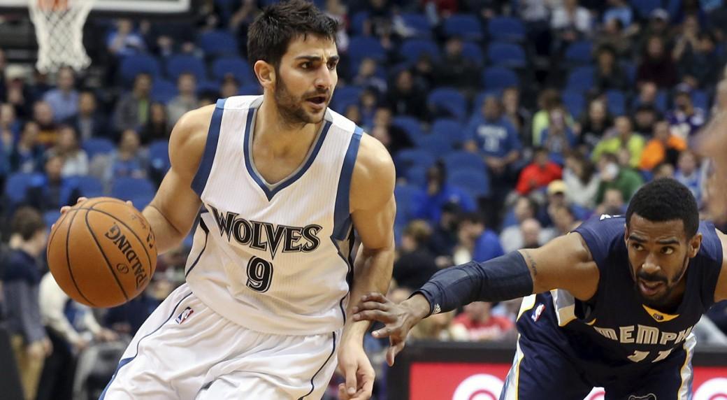 Timberwolves Gm We Re Not In Rubio Trade Talks Sportsnet Ca