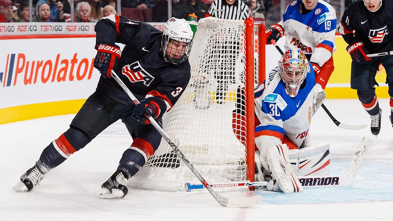 NHL-draft;-USNTDP;-Everett-Silvertips