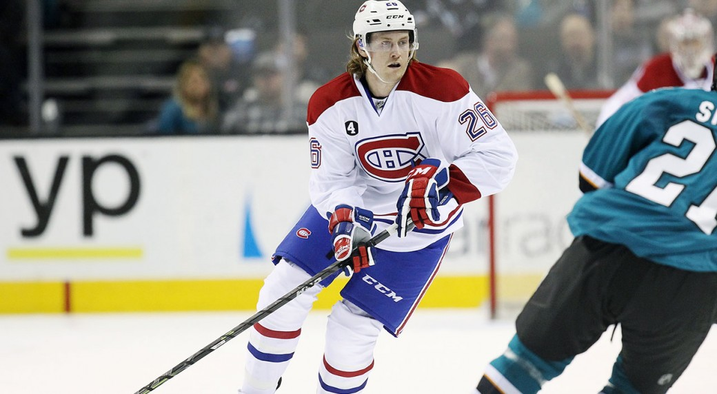 Canadiens Sign Jeff Petry To Six Year Deal Sportsnet Ca