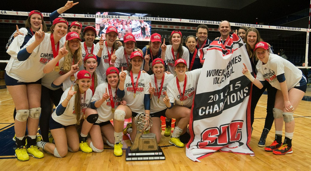 Trinity Western women win CIS volleyball title - Sportsnet ca