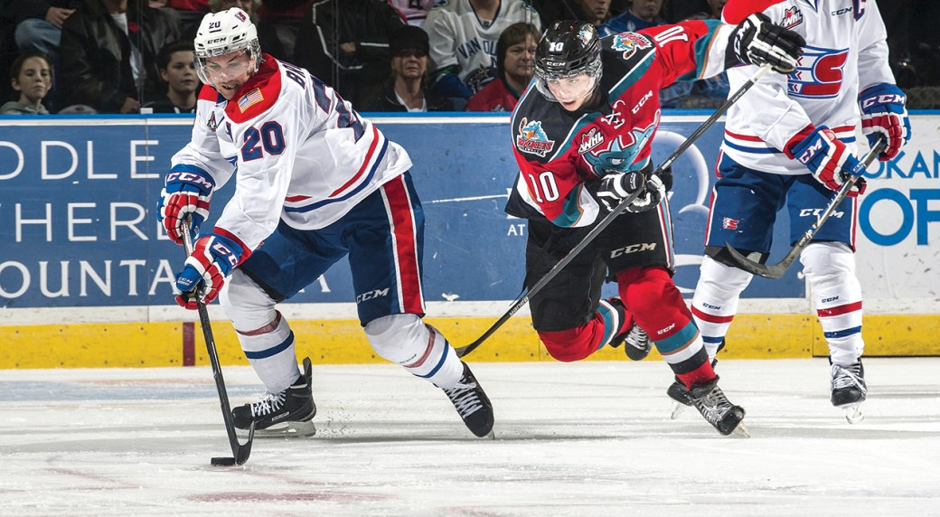 Kelowna-Rockets;-WHL;-CHL;-NHL-Draft;-top-prospect