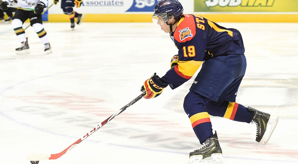 Dylan-Strome,-Erie-Otters;-OHL;-CHL;-OHL-playoffs;-Arizona-Coyotes;-2015-NHL-Draft