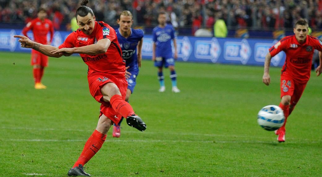 Zlatan-Ibrahimovic;-PSG;-Ligue-1