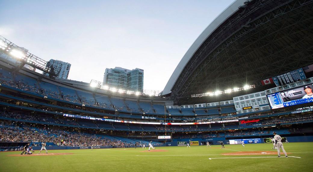 Shapiro: Rogers Centre fan experience should feature variety,  history -  Sportsnet.ca
