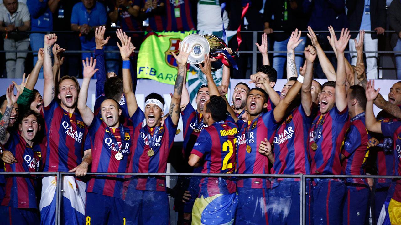 Barcelona;-Champions-League