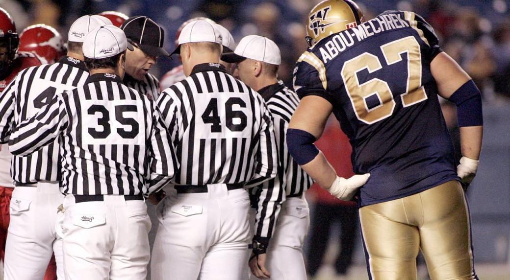 CFL-Officials