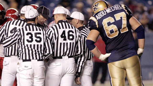 CFL-Officials
