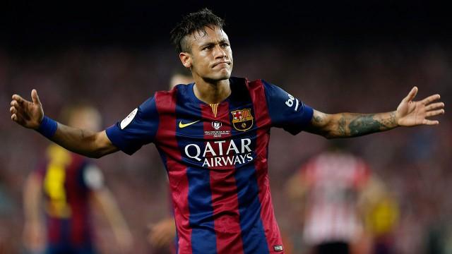 Neymar;-Barcelona