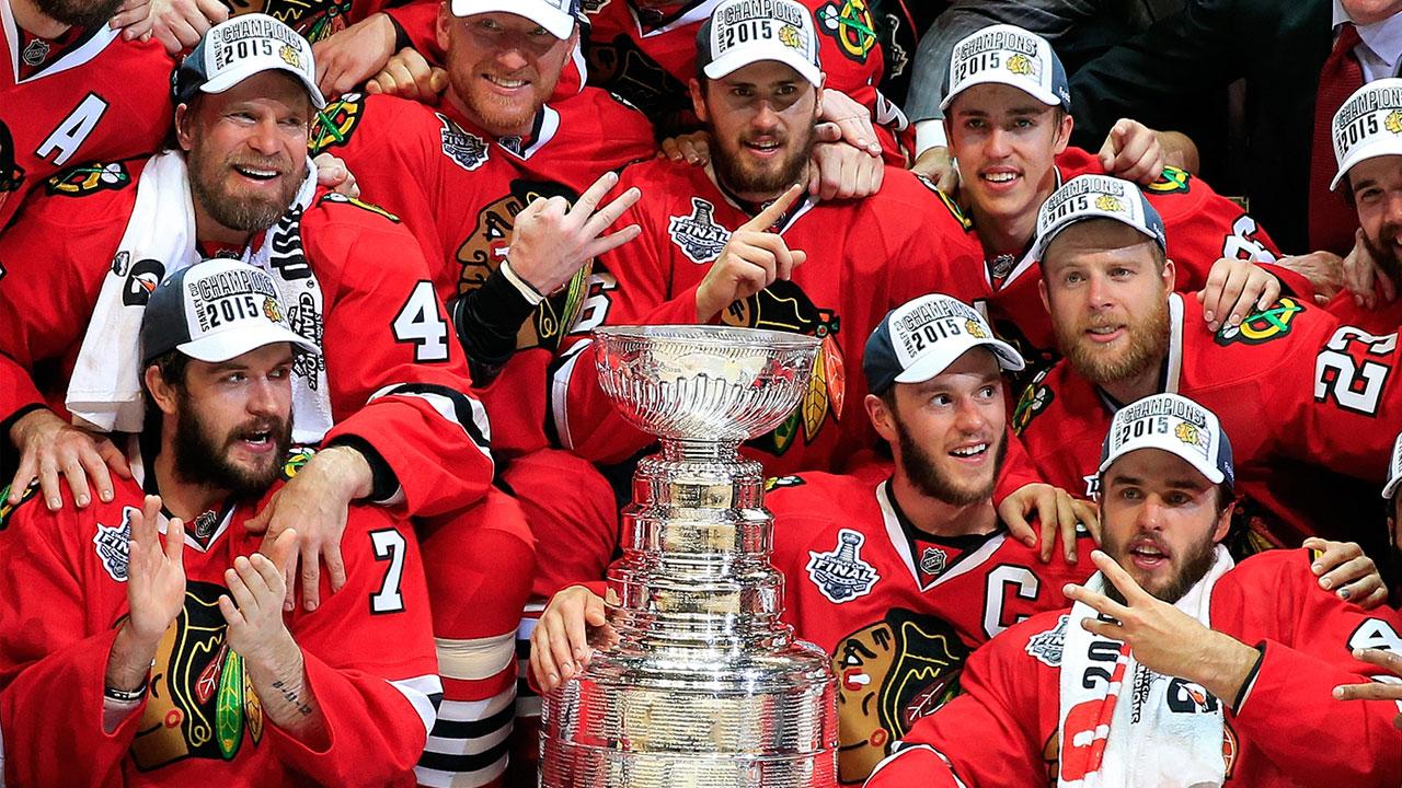 Blackhawks crowned 2015 Stanley Cup champions - Sportsnet.ca
