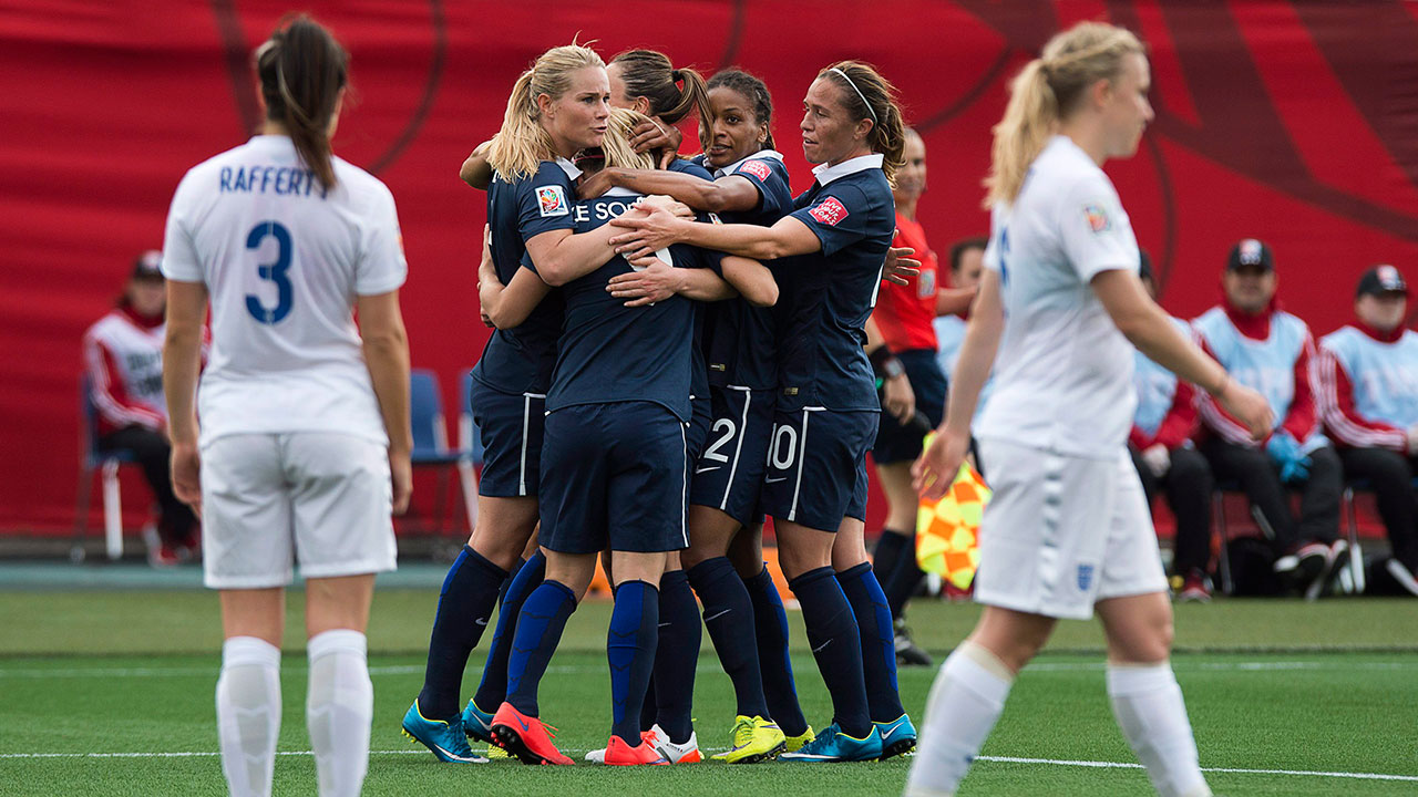 France;-England;-Women's-World-Cup