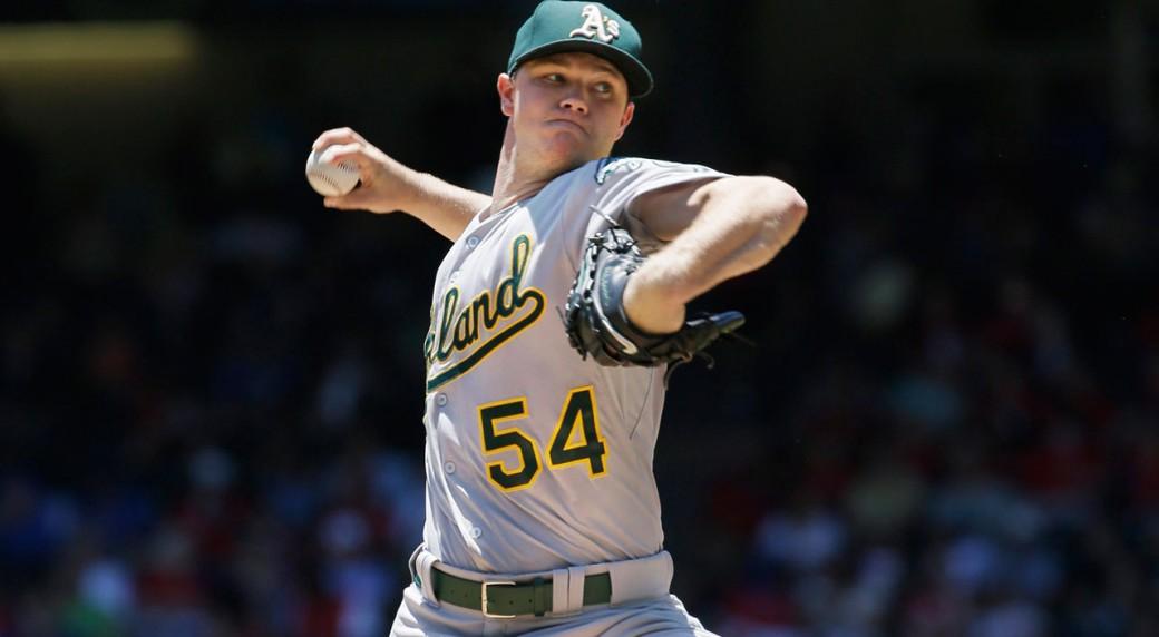 Sonny-Gray;-Oakland-Athletics;-MLB