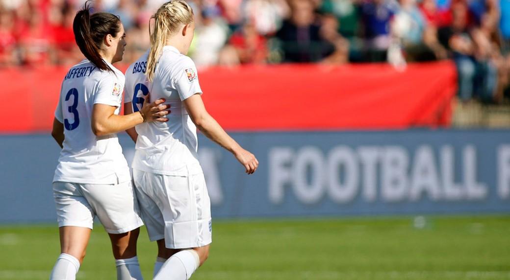 Laura-Bassett;-England;-FIFA-Women's-World-Cup