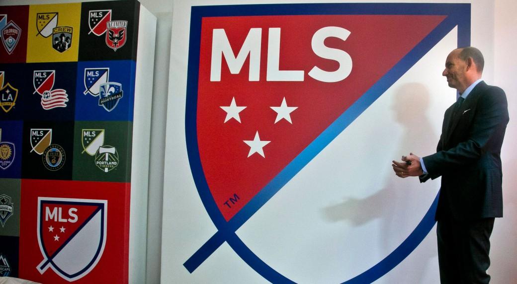 MLS;-Soccer;-Don-Garber
