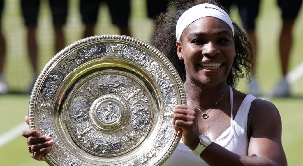 Serena Williams aces AP Female Athlete of the Decade honours
