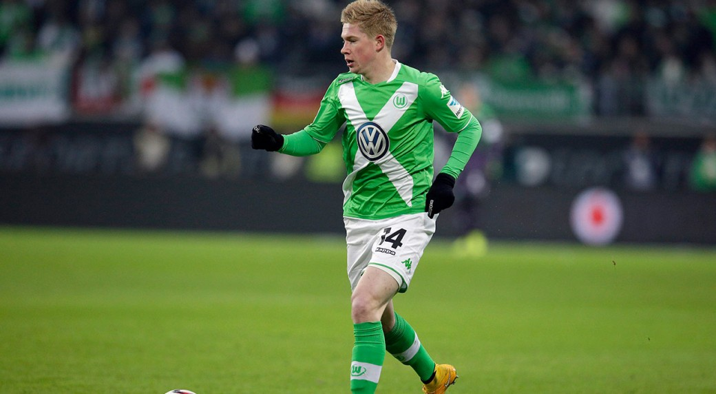 sneakers for cheap a563d c43e0 Kevin de Bruyne joins Man City from Wolfsburg - Sportsnet.ca