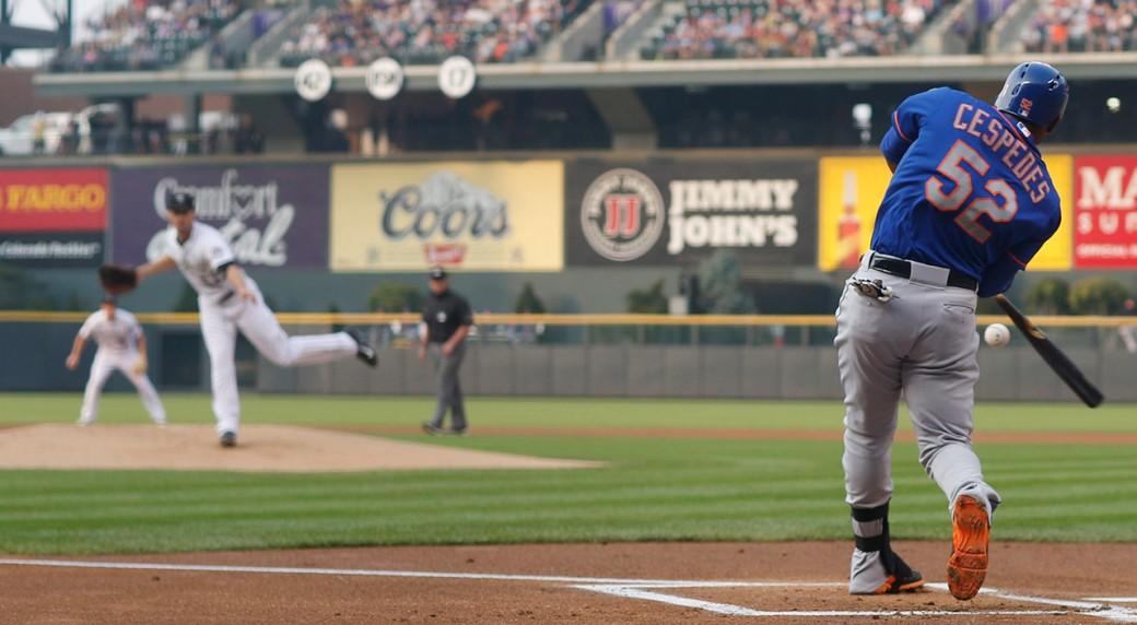 Yoenis-Cespedes;-New-York-Mets;-MLB