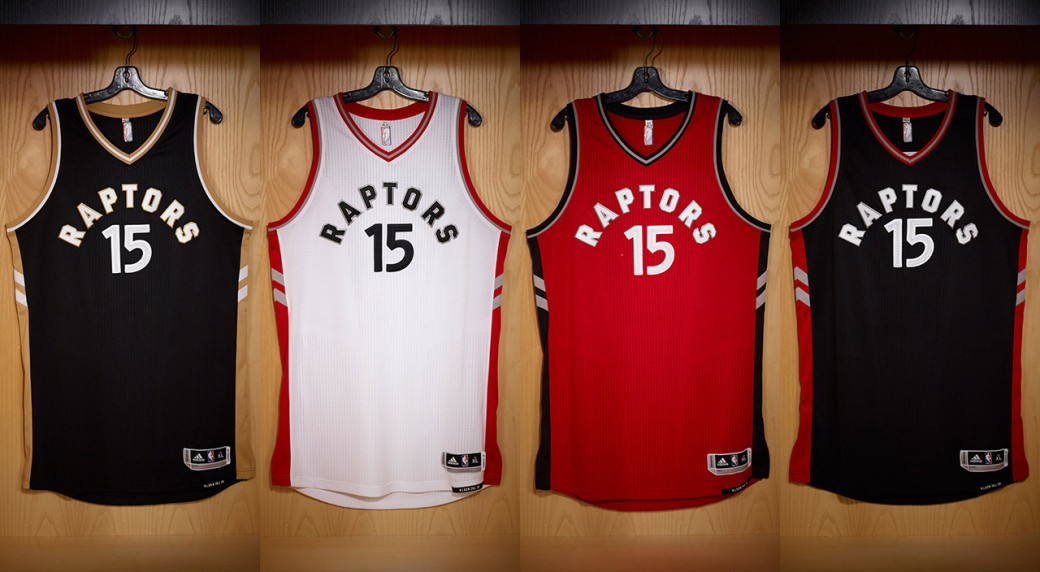 buy popular 9248d 68db8 Raptors unveil new uniforms for 2015-16 season - Sportsnet.ca