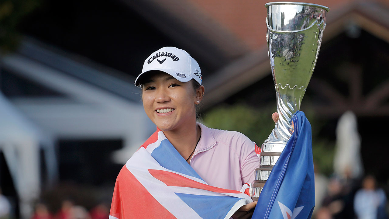 Lydia Ko wins Evian Championship, makes history - Sportsnet.ca
