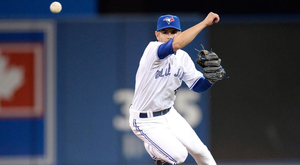 Jonathan-Diaz;-Toronto-Blue-Jays;-MLB
