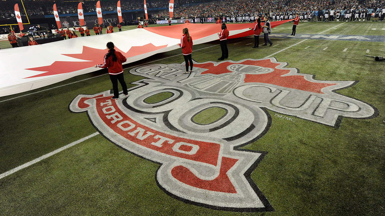 Grey-Cup;-Toronto-Argonauts;-CFL;-Rogers-Centre