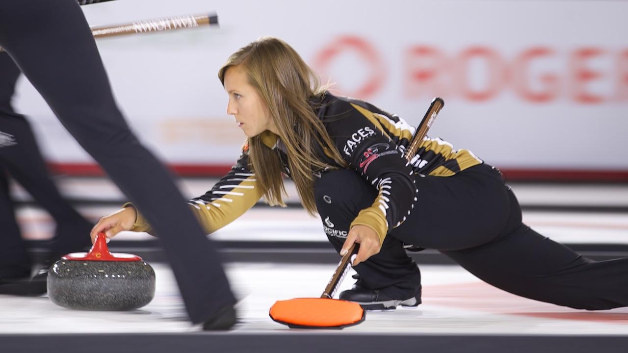Women Of Curling Calendar Model Suffered For Her Art