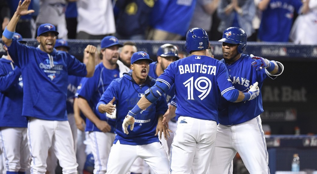 Top baseball stories of 2015: Blue Jays advance to ALCS - Sportsnet.ca