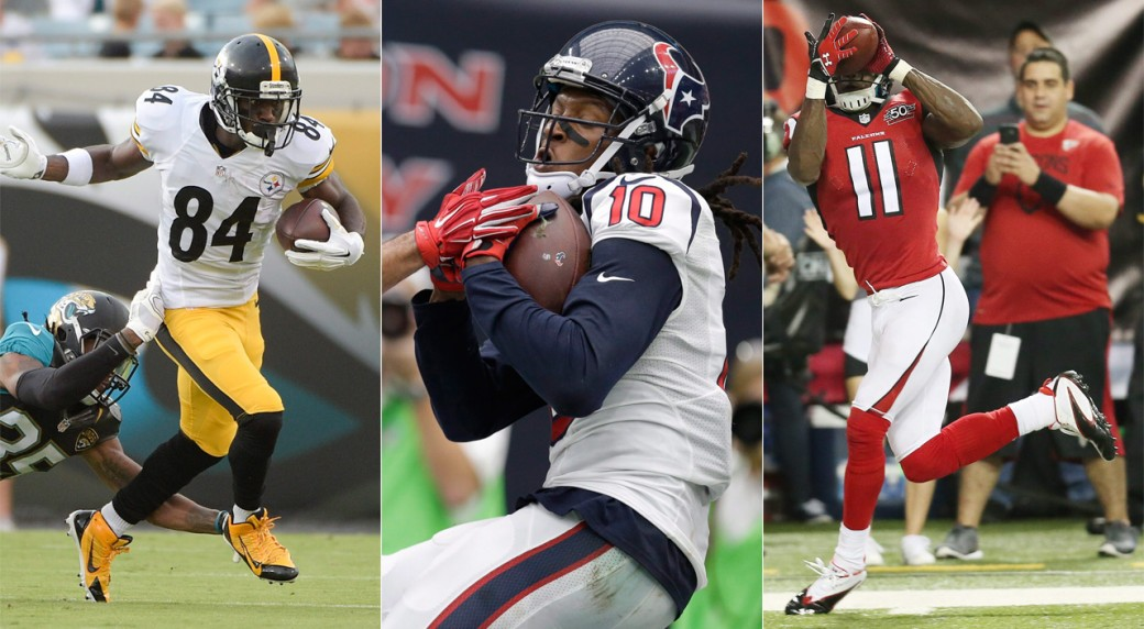 Nfl Roundtable Who S The Top Wr In The Game Sportsnet Ca