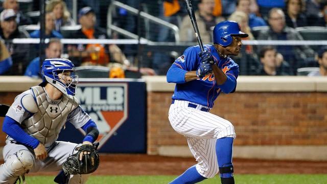 Curtis-Granderson;-New-York-Mets;-Los-Angeles-Dodgers;-MLB