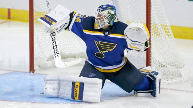 St.-Louis-Blues-goaltender-Jake-Allen.-(Tom-Gannam/AP)